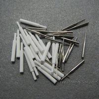 Wholesale Wholesale Teeth Whitening Trays - 20pcs Metal Pins 20pcs Zirconia Ceramic Pins for Dental Lab Honeycomb Firing Trays Free shipping Teeth Whitening