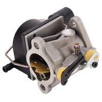 karbüratör contaları toptan satış-Motosiklet FSS_200 için Conta ile Ayarlanabilir Motosiklet Karbüratör Carb Tecumseh Serisi 640330 a / 640330