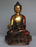 ingrosso buddha d'ottone tibetano-All'ingrosso a buon mercato 8