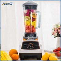 Wholesale Electric Dough - A2001 GERMAN Original Motor 3HP BPA FREE commercial smoothies power food mixer juicer electric food processor professional blender