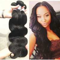 Wholesale Extentions Human - Mink Brazilian Virgin Hair Weave 3 Bundles Ms Lula Hair 7A Grade Virgin Unprocessed Human Hair Extentions Brazilian Virgin Hair Body Wave
