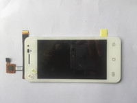 Wholesale G2s Screen - Wholesale- For JIAYU G2S LCD Screen Display With Black Touch Screen Digitizer Assembly by free shipping; 100% warranty