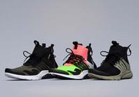 Wholesale Sportswear Running Shoes - Free Shipping ACRONYM x Air Presto Mid Sportswear Running Shoes