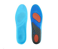 Wholesale Shoe Inserts For Heels - GEL Sports Insoles -Foot Pain and Fasciitis Relieve, Full Length Comfort Inserts for Heel Protection, Shock Absorption
