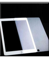 protector de vidrio para ipad air al por mayor-Para el protector de pantalla de protección de cristal templado ipad Air 2 Pro Pro Protector SSC014 Envío gratis