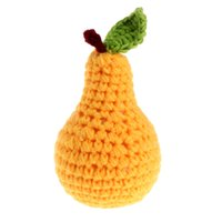 All'ingrosso-Baby Kids Children Cute Crochet Knit Fruit Pera Photo Photo puntelli regalo