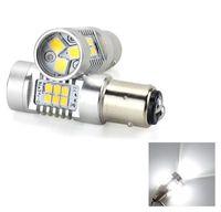 1156 ba15s smd führte großhandel-21W Höhe Hell 1156 BAU15S BA15S 2835 SMD 21 LED Auto Auto-Rückfahrbirne Drehen Lampe Nebelscheinwerfer Brems Blinker Glühbirne DC 12V