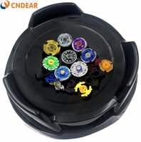 Wholesale Toy Spinner Tops - Beyblade Metal Fusion 4D Freies spinner top (8 beyblades + 4 launchers +2 grips + 2 arena stadiums + more than 20 spare parts ) toy