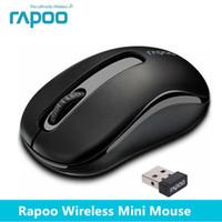 nano maus großhandel-Universal Gaming Mouse Wireless Maus Zuverlässige 1000 DPI Mäuse Nano USB Empfänger Maus Für Computer Kostenloser Versand