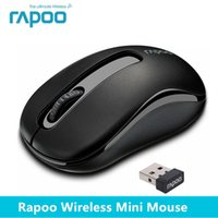Wholesale gaming receiver - Universal Gaming Mouse Wireless Mouse Reliable DPI Mice Nano USB Receiver Mouse For Computer