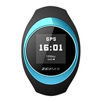 reloj gsm gprs al por mayor-Elder Care Kid Smart Watch Tracker GPS Watch 1.2INCH IPS Pantalla Smart Watch GSM Posición GPRS Tracker Support GPS + LBS + WIFI + BLUETOOT