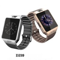 Wholesale German Internet - DZ09 wearable smart watch Internet touch screen bluetooth multi-function outdoor exercise pedometer sleep check high quality gift powerful w