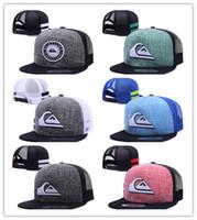 Wholesale Swag Snapback Caps - Free Shipping Unisex net baseball cap swag cap Casual Outdoor Sport snapback hat for Men cap women gorra casquette Wholesale