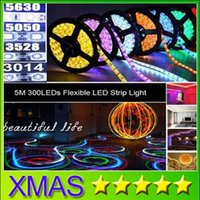 Wholesale Manufacturer hot sale LED Strip Light SMD RGB White Warm Green Red Waterproof nonWaterproof LEDs LM Flexible Single Color