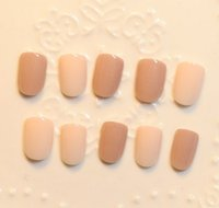 Wholesale Nude office Manicure patch short nail products such as nail polish delicate