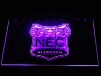 Wholesale Neon Football Signs - b1017 NEC Nijmegen Eredivisie Football LED Neon Sign sign art sign 3d sign