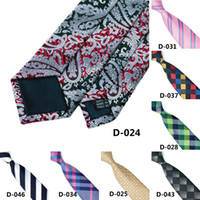 Wholesale Korean Accessories For Men - Mens Korean Version Neck Ties 62 Styles Popular Silk Top Quality Skinny Tie 6cm Width Ties For Men Fashion Accessories Free Shipping