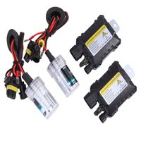 Wholesale NEW W H1 K K Xenon HID Conversion Slim Kit