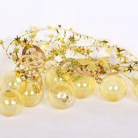 bolas penduradas árvore ao ar livre venda por atacado-2 M Bolas De Natal Baubles decorações de natal ao ar livre da árvore de Natal Pendurado bolas de natal Enfeites de Decoração de Casamento Do Partido decorações