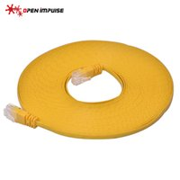 Wholesale Patch Cord Network - Newest 10m Home Network Ethernet Cable CAT6 CAT 6 RJ45 Network Ethernet Patch Cord Lan Cable For Computer Router Yellow