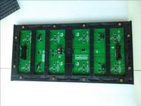 Wholesale Color Display Module - Hero 2017 2018 10mm pixel full color module indoor semi-outdoor hub 75 1 8 scan 320*160mm 32*16 pixel smd 3 in 1 rgb display p10 led module