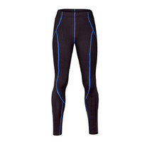 Wholesale cheap black tights - 017 New Arrival Training Pants Running Tights Trousers Basketball Base Layer Fitness Quickly Dry Jogging Legging Cheap Pants