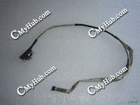 Wholesale Lvds Cable Lcd Led - HP ELITEBOOK 2170P 693305-001 50.4RL10.101 LED LCD Screen LVDS VIDEO FLEX Ribbon Cable