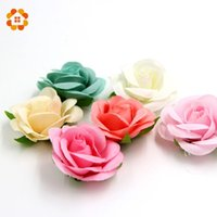 Wholesale Lowest Price Silk Flowers - 1 Pcs5cm Diy Silk Flower Wedding Party Home Decoration New And High Quality Low Price
