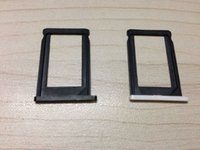 Wholesale Sim Card Tray Holder 3g - Wholesale-Sim Card Tray Holder Slot Replacement For iPhone 3gs 3g