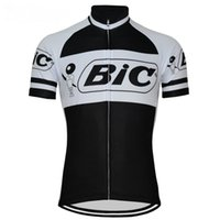 Wholesale Bic Cycling Jersey - 2017 bic black cycling jersey men summer cycling clothing short-sleeve ropa de ciclismo Customized this guy needs beer funny jersey