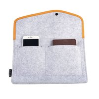 Hot Good Inch Tablet Felt Enveloppe Housse Housse Housse Sac de protection pour Apple 9.7 pouces iPad Pro / iPad Air 2