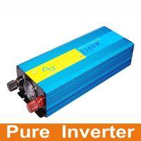 Wholesale Car Pure Sine Wave Inverter - 2500W invertor sinus pur Peak 5000W Solar Inverter 2500W Pure Sine Wave Car Power Inverter DC 24V to AC 220V Power Converter