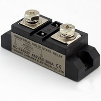 Wholesale SHD SAM A Industrial grade solid state relay A VAC SSR