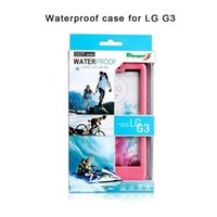 Wholesale Cover One M7 - Redpepper Waterproof Case Full Body Screen Protect Cases Cover For HTC One M7 M8 LG GS Kindle paperwhite