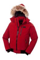 Wholesale Parka Canada - Fashion Canada Parka Men Borden Bomber Winter Parkas Down Brand Designer Hoodies Man Jackets Warm Coat Mens Outdoor Coats High quality