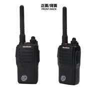Wholesale Cheap Way Walkie Talkies - Sell like hot cakes NF-667P Wholesale Wide Narrow Bandwidth Ham Radio Amplifier for Sale Bluetooth Walkie Talkie Cheap UHF Two-Way Radio