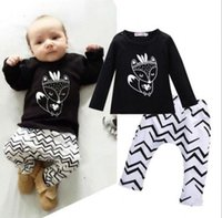 Wholesale Baby Bodysuits Short Sleeve - Baby kids clothes baby boy suit long sleeve romper bodysuits jump suit outfits clothes 100% cotton baby autumn spring clothes
