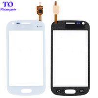 Wholesale s7562 screen for sale - Group buy 4 quot Touch Screen Digitizer For Samsung Galaxy S Duos S7560 S7562 Touch Panel Panel Sensor Lens Glass