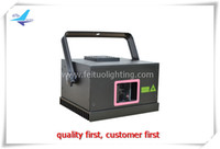 Wholesale Mini Animation Laser Stage Light - animation laser light 500MW Mini power RGB full color from feituo lighting