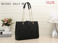 Wholesale Ladies Purse Price - NEW hot Brand fashion women bags MICHAEL KALLY MK handbags high quality bag clutch Dollar Price lady tote bags shoulder handbags purse