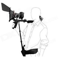 Wholesale Video Shoulder Mount - Retractable Waist DSLR Rig Support Rod Belt fit Shoulder Mount Video Camcorder Camera DV