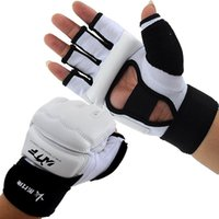 Wholesale Foot Test - Testing Leiskon Taekwondo Protective Gloves Foot Instep Guard Boxing Gloves Adult Children Instep Ankle Support