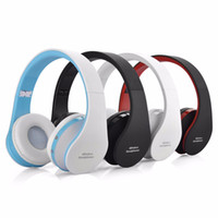 Wholesale Cheap Running Headbands - Cheap Foldable Wireless Headphone Bluetooth Headset 4.0 Handsfree Sports Running Stereo Earphone with Retail box For Computer Smart Phone