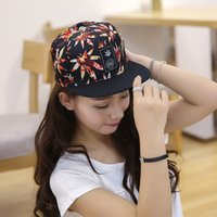 Wholesale Cheap Summer Hats For Girls - Hip Hop Maple Leaf Adjustable Snapback Cap Hat Baseball Caps Four Seasons Sunhat Hiphop Ball Hats for Cheap Boys and Girls