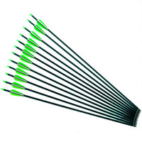 Wholesale bows for arrows for sale - Group buy New Carbon Arrow quot Archery Arrows Spine500 Changeable Arrowheads Plastic Feathers for Hunting Compound Bow Arrows