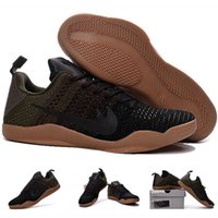 Wholesale Shoes Rough - Kobe XI Sports Kobe 11 Low Basketball Shoes (with shoes Box)4KB Low Black Horse Multicolor Team Red Rough-Green Kids shoes