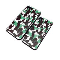 Wholesale Embossment Case Iphone - Free Shipping Relief Embossment Painted TPU Housing Cover Camouflage Soft Phone Protection Case for iPhone 6 6S 7 8 Plus