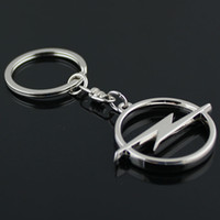 Wholesale opel accessories for sale - Group buy 5pcs Fashion Metal D Car Logo Keychain Key Chain Keyring Key Ring Chaveiro Llavero For Opel Auto Pendant Car Accessories