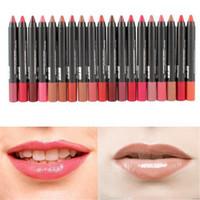 Wholesale lips kiss proof online - Hot selling M N Kiss Proof Menow Lipstick Cosmetics Lustre Lip Balm Waterproof Lipsticks High Quality Soft Lip Gloss Colors