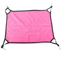 In vendita! 42 X 50 Cm Bed Pet per il cane / gatto / gattino / furetti / Porcellino d'India Ectpet Hammock Gattino di sonno Letto Con Polar Fleece Materiale